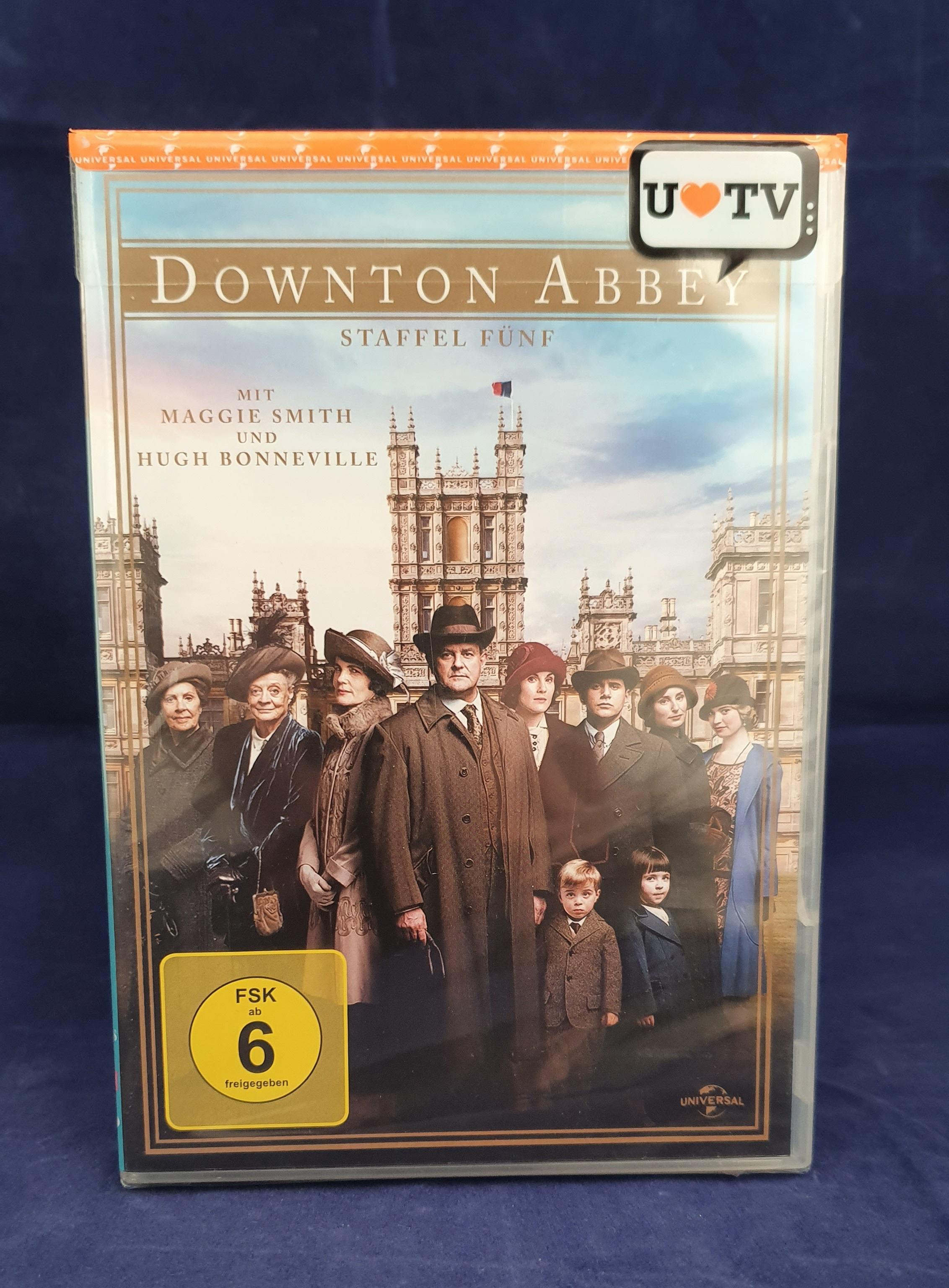 Downton Abbey Staffel 5
