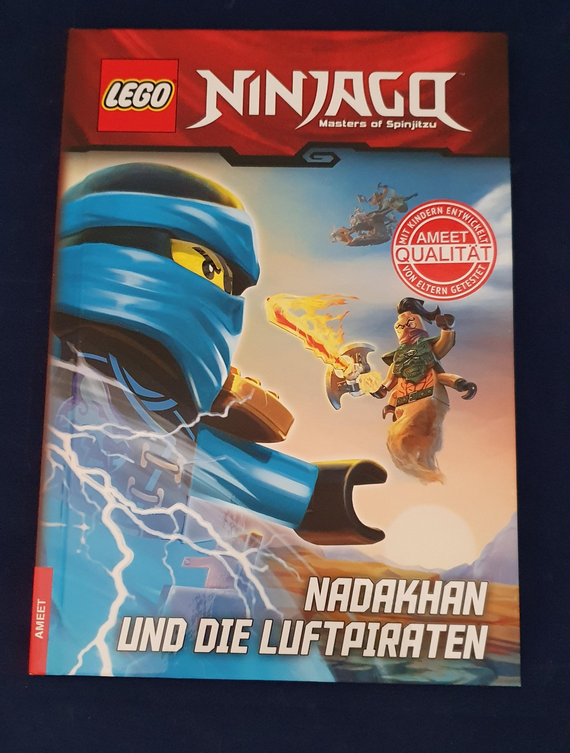 Lego Ninjago - Nadakhan Und Die Luftpiraten ...